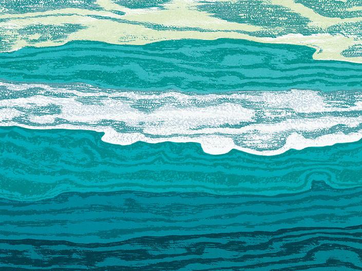 Das Meer Auswahl