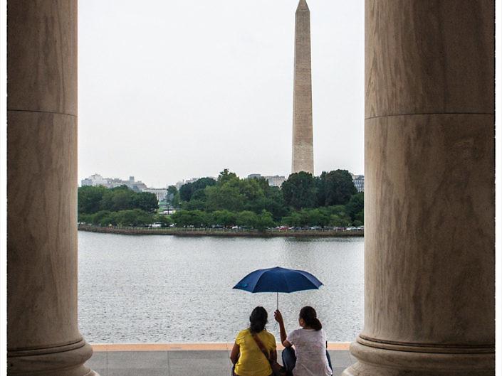 Im Jefferson-Memorial