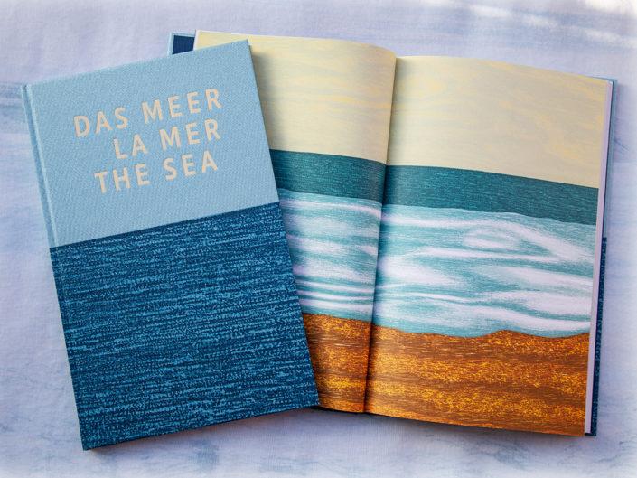 Das Meer. La Mer. The Sea.